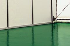 床面防塵塗装