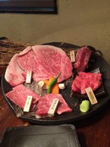 某焼肉屋さんのお肉